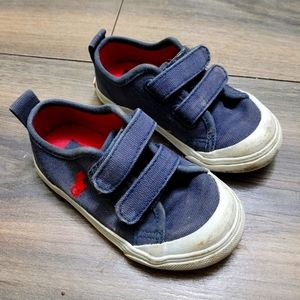 Ralph Lauren Polo Baby shoes size 6